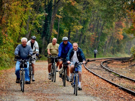 York County Heritage Rail Trail