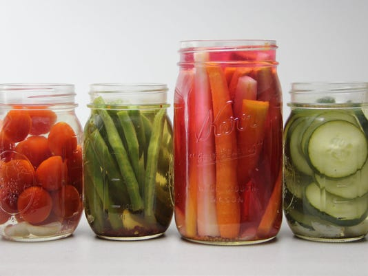 Food Healthy Quick Pickles