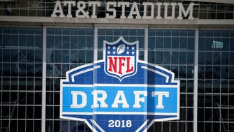 The 2018 NFL draft will take place at AT&T Stadium in Arlington, Texas.