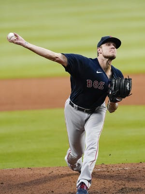 Tanner Houck will finish his first season in the big leagues with a perfect 3-0 record.