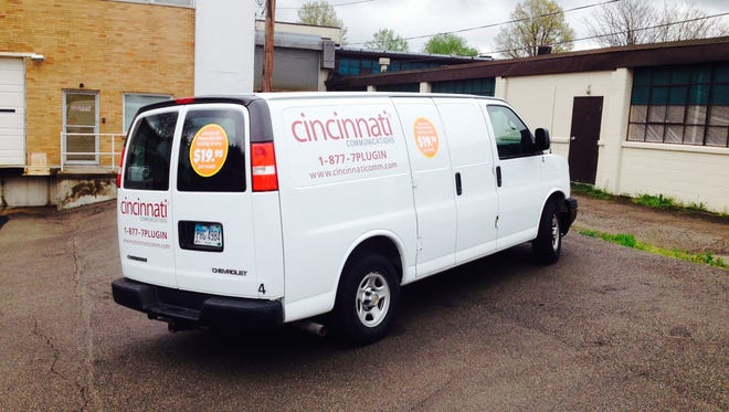 Nobody answered the door at Cincinnati Communication's Golf Manor offices on Tuesday morning. The company isn't responding to phone calls or e-mails from customers or The Enquirer about a service outage.