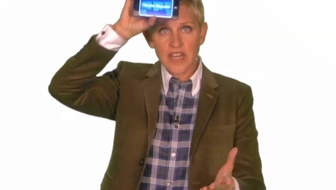 "Ellen DeGeneres explains how to play ""Heads Up!,"" a hilarious variation of Charades."
