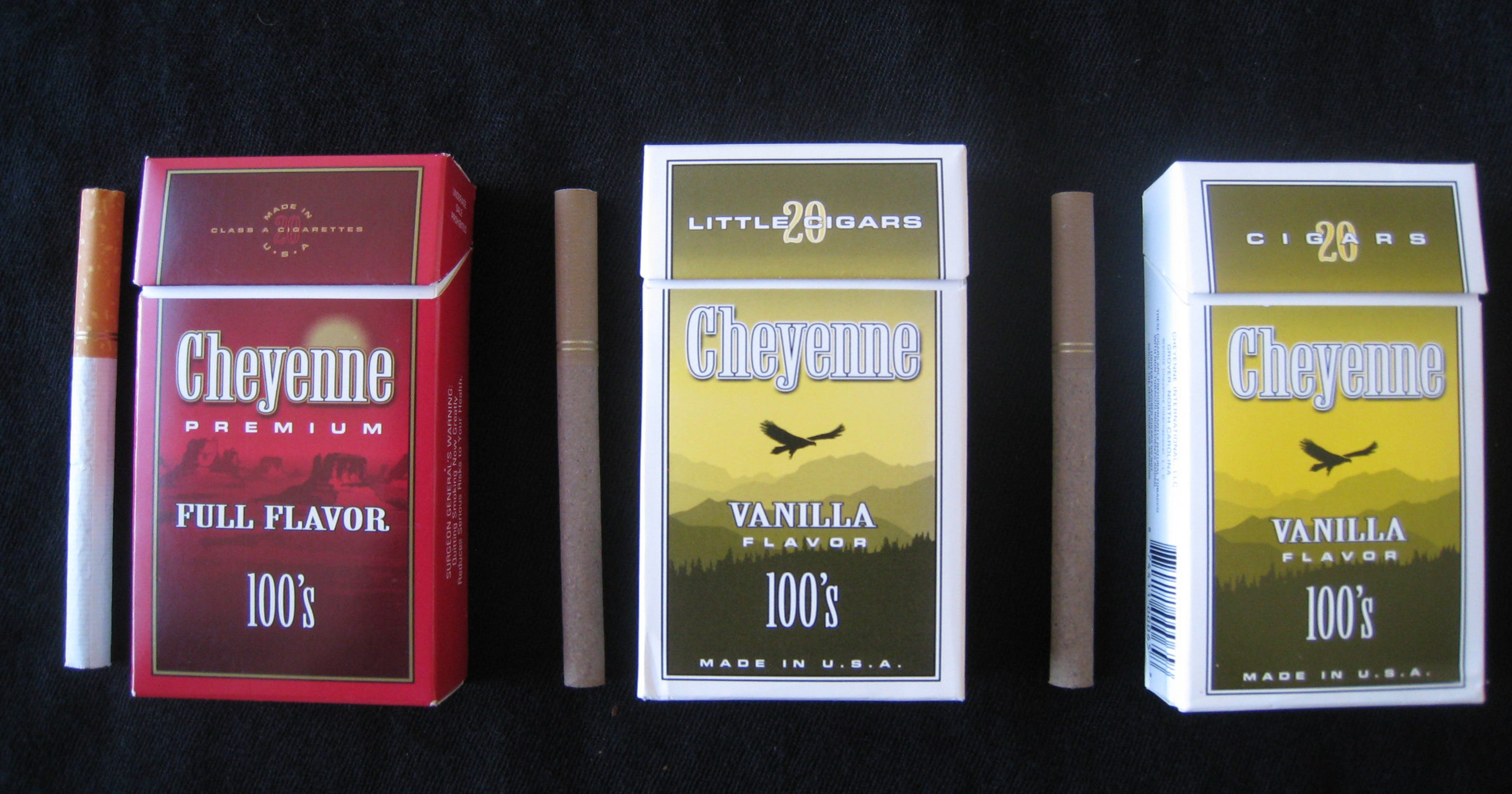 Flavors Lure 42 Of Young Smokers