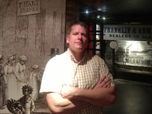 Writer delves into history of slavery in Tennessee