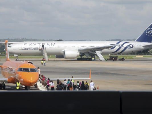 Kenya Air France