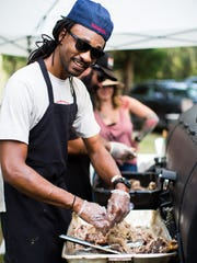 Bryan Fuhrman will demonstrate how to barbecue over an open pit. He will be making ribs, beef brisket and a whole hog.