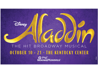Get Priority Tickets to Aladdin