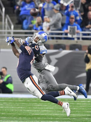 The Lions' Darius Slay would like to add first-team All-Pro to his resume, as well as receive an invitation to the Pro Bowl game.