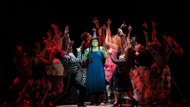 """Wicked"" runs through Sept. 10 at the Fox Cities Performing Arts Center in Appleton."