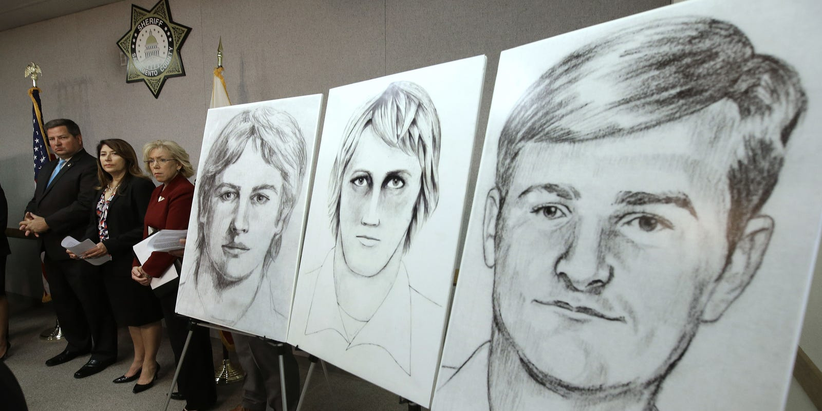 Golden State Killer: Joseph James DeAngelo arrested as suspect