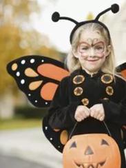 Día de los disfraces en Butterfly Wonderland