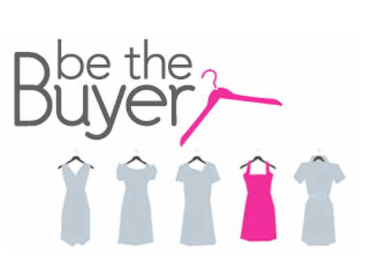 be the buyer