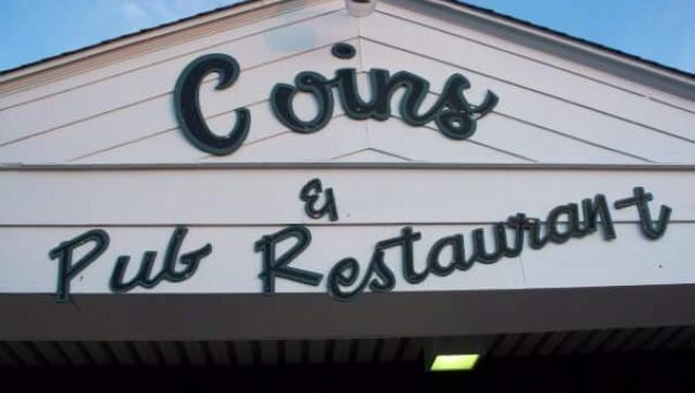 Coins Pub & Restaurant in Ocean City offers happy hour specials from 3 to 6 p.m. daily.