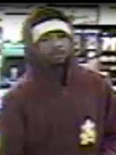 Westland police are searching for this man, who they believed used a fraudulent credit card at a gas station.