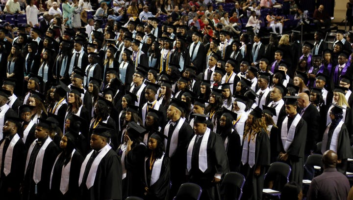 Tennessee hits highest graduation rate for second year in a row