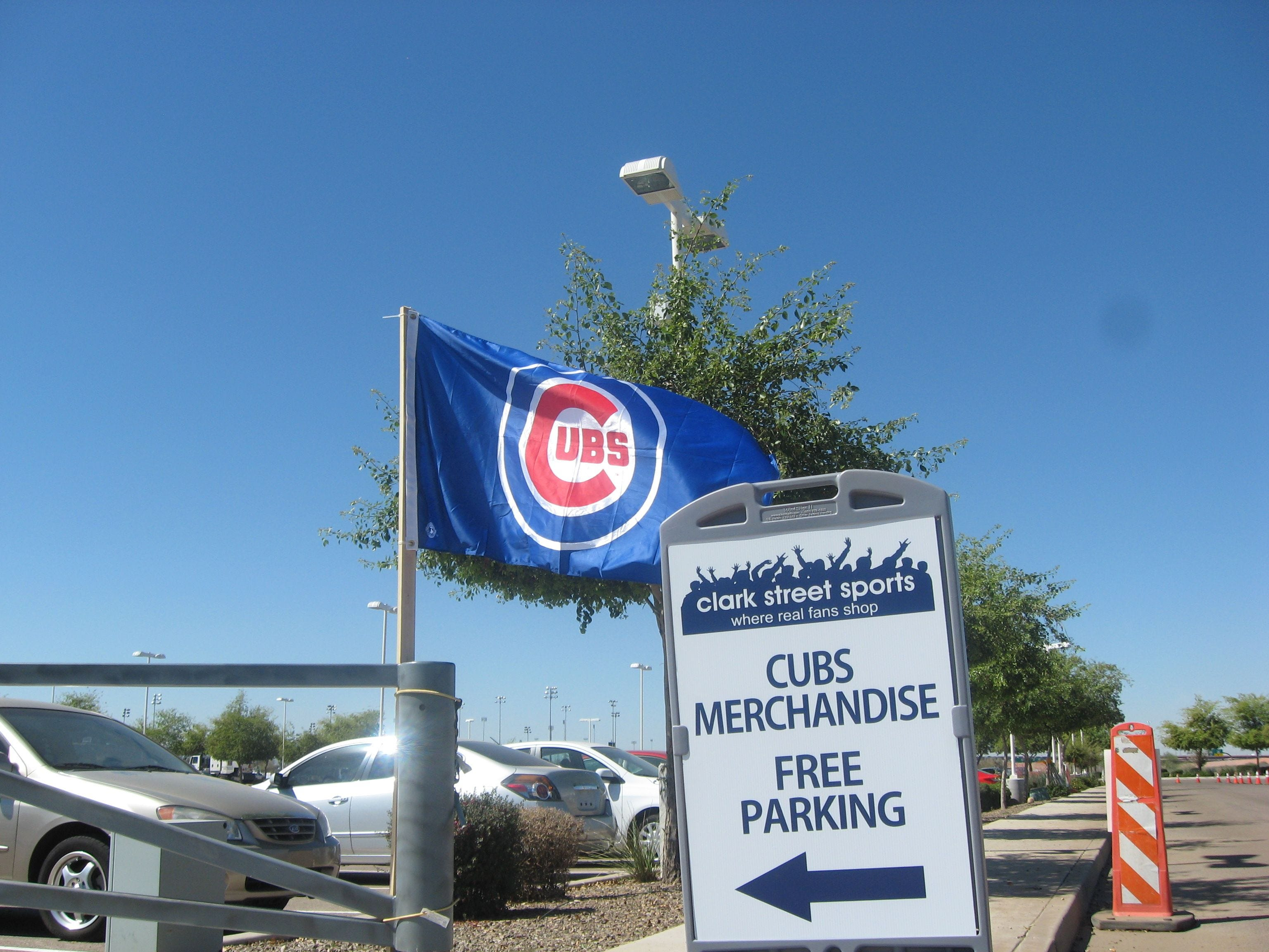 Kimco Realty, Owner Of Riverview Shopping Center In Mesa, Is Considering  How To Accommodate People Parking For Games At The New Chicago Cubs Stadium  And ...