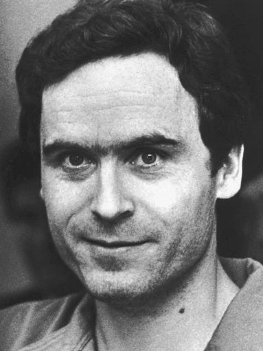 ted bundy his killings on a A tearful, scared ted bundy described in grim detail saturday how he killed a dozen young women in washington and colorado more than 14 years ago meanwhile, key federal judges in atlanta made it.