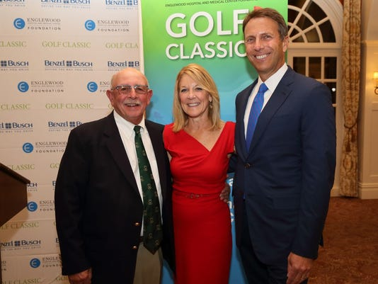 Englewood Hospital and Medical Center Foundation held its annual Golf Classic at Ridgewood Country Club in Paramus. 10/02/2017