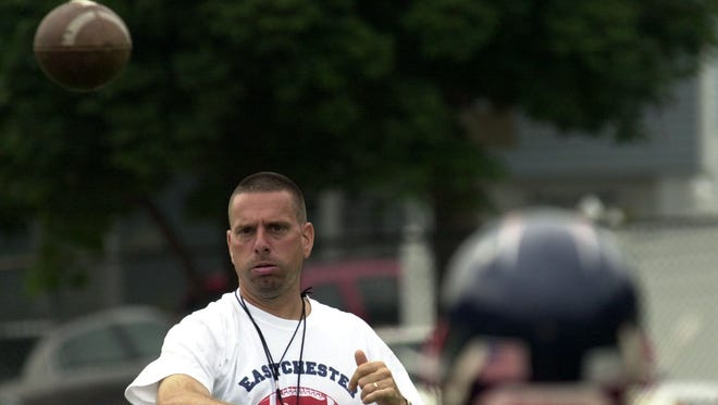 Eastchester coach Fred DiCarlo has seen the declining participation numbers firsthand.