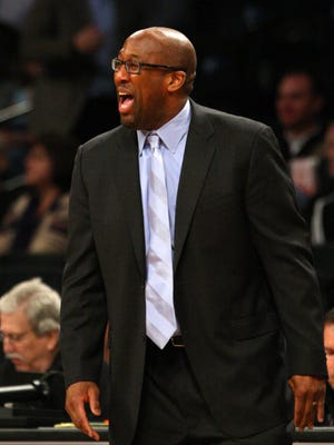 Cavaliers coach Mike Brown struggled this season with team chemistry and defense.