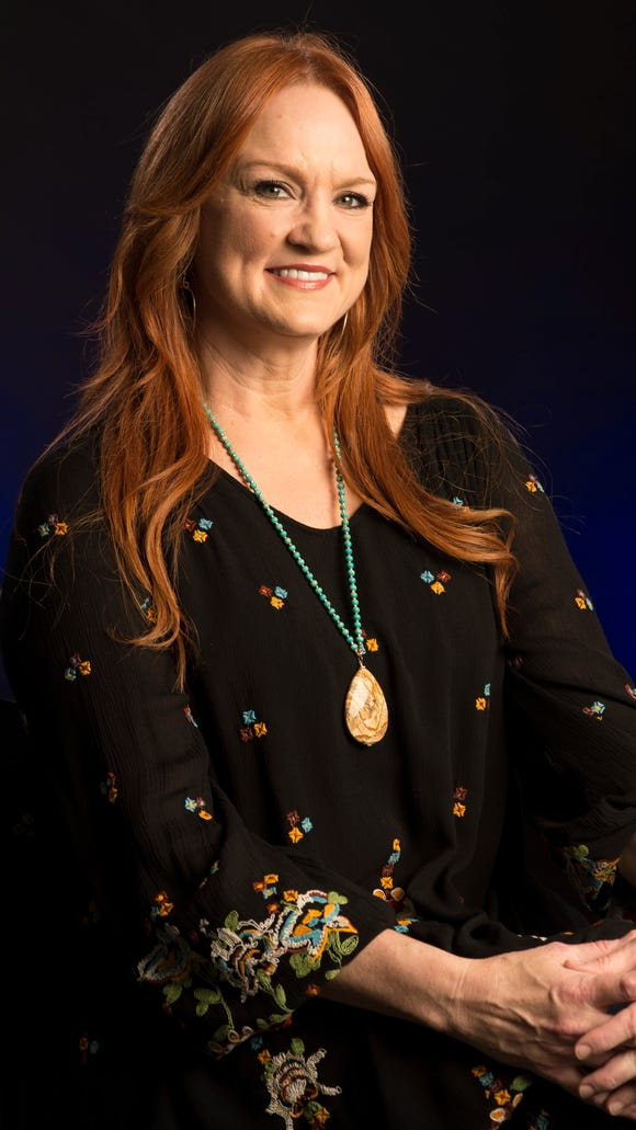 Ree Drummond, The Pioneer Woman, visits USA TODAY's