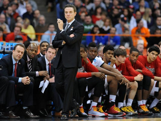 NCAA Basketball: NCAA Tournament-East Regional-Louisville vs North Carolina State