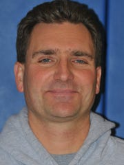 Former Union County High School girls basketball Coach and athletic director Pat Tafelski