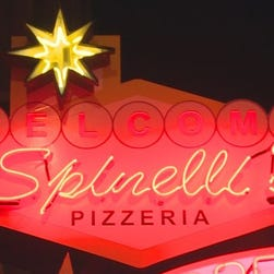 Spinelli's Pizzeria on 5th and Jefferson streets.