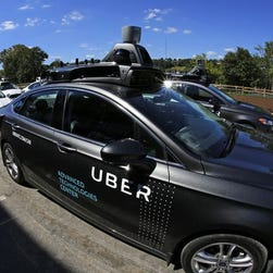 Uber's self-driving car involved in Arizona crash