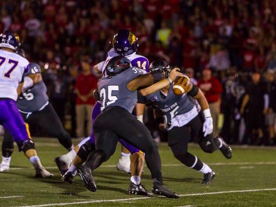 College football: Northern Iowa at Southern Utah, Saturday,