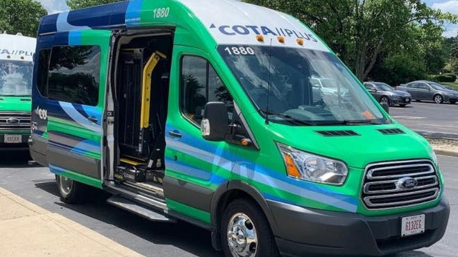 The Central Ohio Transit Authority is now making its on-demand COTA/Plus transportation service available within a 16-mile area in Westerville.