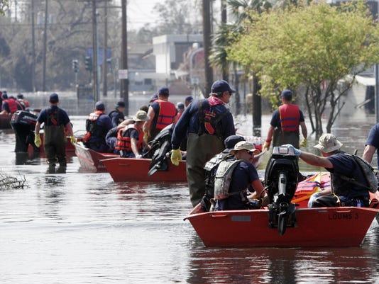 Hurricane Katrina Aftermath - Day 17