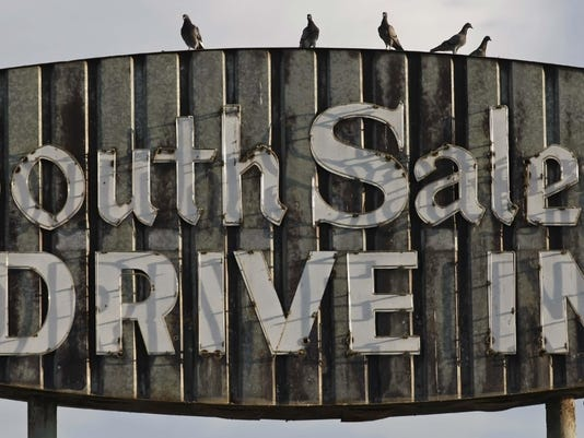 SOUTH SALEM DRIVE IN