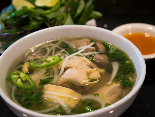 Killer Dish Pho Winglee
