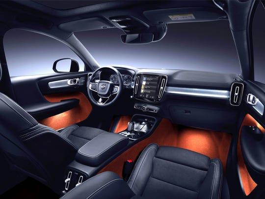 2019 Volvo XC40