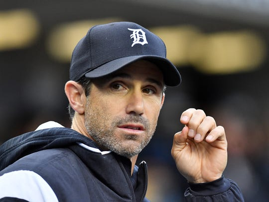 """I left on good terms,"" Brad Ausmus said of his Tigers"