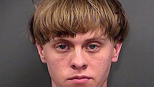 FILE - This June 18, 2015, file photo, provided by the Charleston County Sheriff's Office shows Dylann Roof. Roof was convicted Thursday, Dec. 15, 2016, in the chilling attack on nine black church members who were shot to death last year during a Bible study, affirming the prosecution's portrayal of a young white man who hoped the slayings would start a race war or bring back segregation.