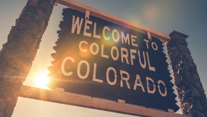 An earthquake shook northwest Colorado on Friday morning.