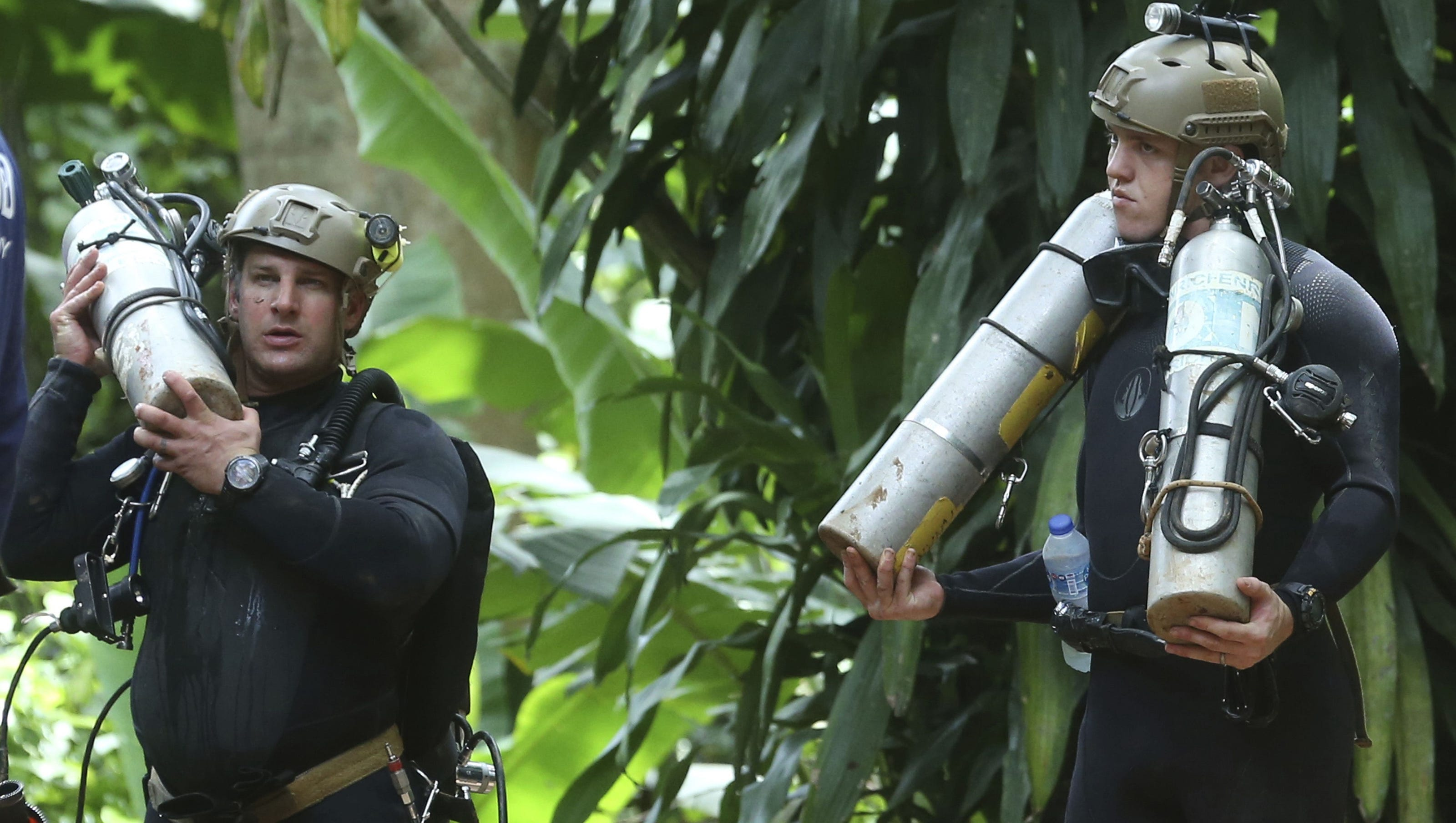 Image result for british navy seals thailand images