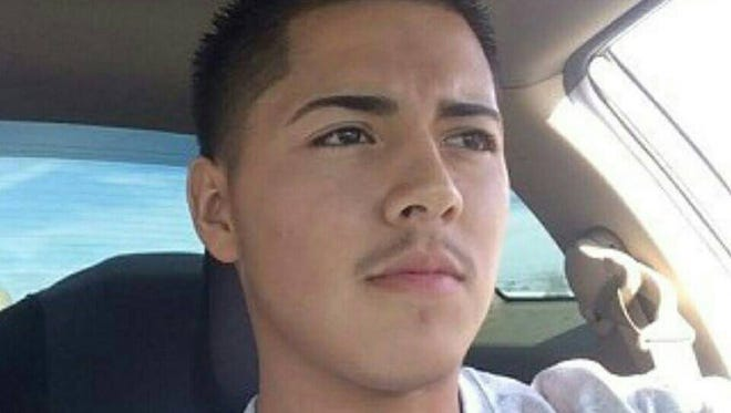A photo of Daniel Gallardo, 19, who was reported missing on Oct. 28, 2015. He was last heard from on the day he was supposed to report to his new job in Truckee.