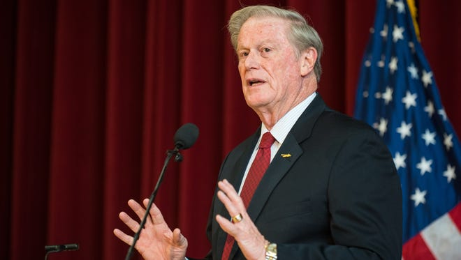 Florida State President John Thrasher announced on Monday changes to the Greek Life Suspension.