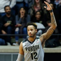 Houston Rockets acquire Purdue basketball's Vincent Edwards at NBA Draft