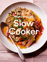 Martha Stewart's Slow Cooker cover.