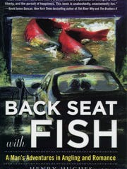 """Cover of """"Back Seat with Fish."""""""