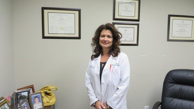 Dr. Egesta Mani, a primary care physician with Health Quest Medical Practice in Carmel and at Putnam Hospital Center.