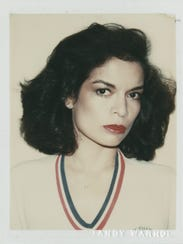 Andy Warhol: Bianca Jagger, 1979 Polacolor Type 108
