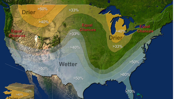A look at El Niño's impact on winter 2015-16. New Jersey