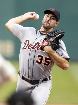 Justin Verlander was shelled for five runs in one inning in the shortest start of his nine-year career.