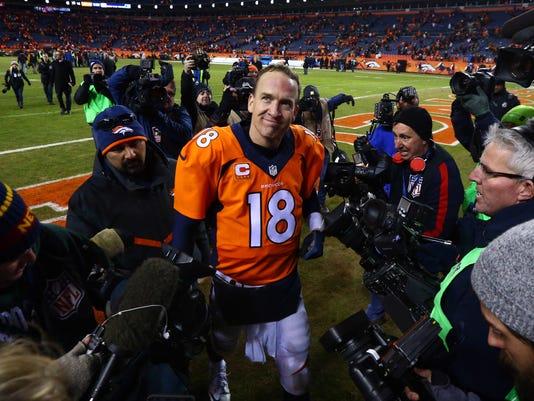 NFL: AFC Divisional-Pittsburgh Steelers at Denver Broncos