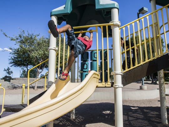 Senate Bill 1083 requires Arizona schools to provide at least two recess periods a day for students in lower grades.